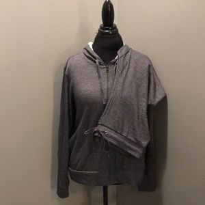 NWOT NYC  Alliance Women's Sweatsuit
